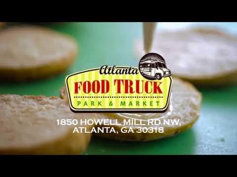Soundbites Food Truck Park - Atlanta 2018