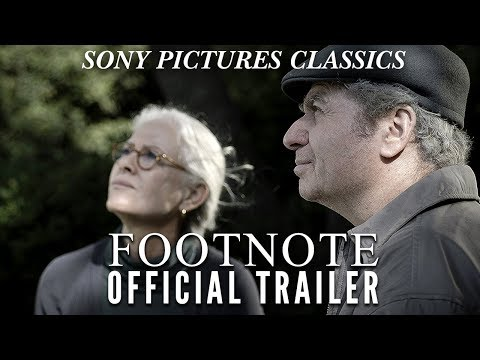 Footnote | Official Trailer HD (2011)
