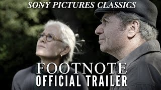 Official FOOTNOTE trailer in HD!
