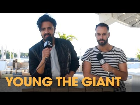 """Young The Giant Interview on """"Home of the Strange"""" and connecting with Indian & American Culture"""