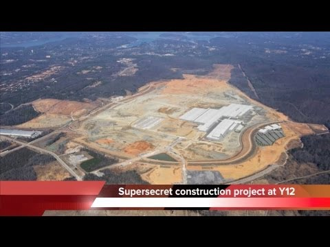 Giant supersecret government construction project at Y-12