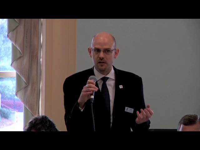 European Union Business Opportunities, GDEcD Trade Manager Nils Gerber