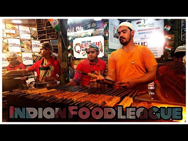 Chicken Kebab At Its Best | Qureshi Kebab Corner_Jama Masjid | Delhi Diaries - Old Delhi Chapter #4