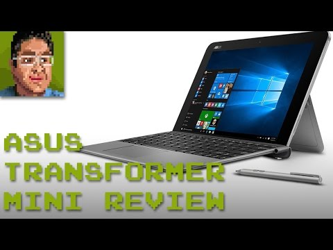 Asus Transformer Mini T102h Review