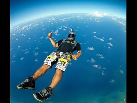 gopro-extreme-base-jumping-&-skydiving-awesome-hd