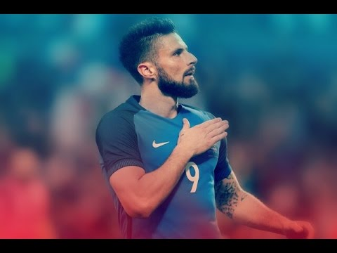 Olivier Giroud 2016 - Love me again | HD