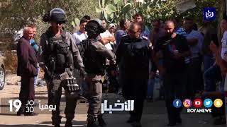 الاحتلال يهدم شقتين سكنيتين في بلدة سلوان بذريعة البناء دون ترخيص - (17-10-2017)