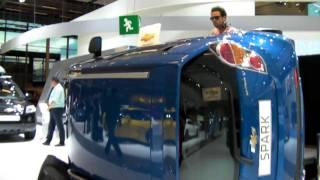 AUTOMONDIAL PARIS 2010-CHEVROLET SHOW