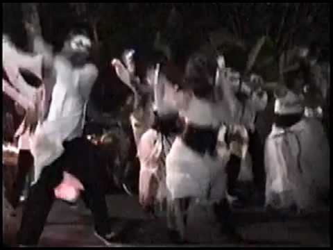 "Haunted Lagoon:  24/ 7 Dance Force performs ""Thriller"""