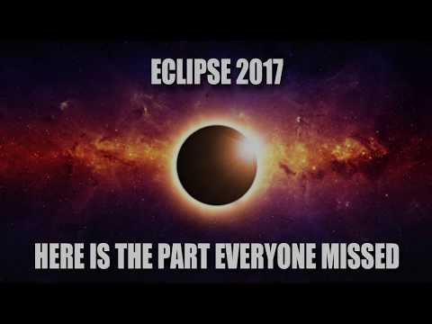Eclipse 2017: Here is the Part EVERYONE Missed