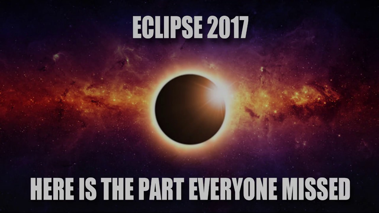 eclipse 2017 here is the part everyone missed youtube