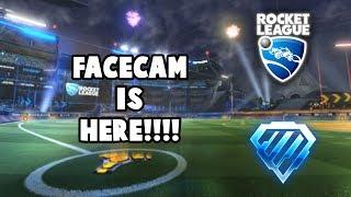 FACECAM IS HERE!!!! | Rocket League PC | !BANGERBUCKS & !FLIPCOIN