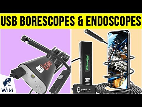 10 Best USB Borescopes & Endoscopes 2019