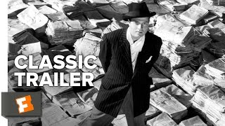 Citizen Kane (1941) Official Trailer #1 - Orson Welles Movie Thumb