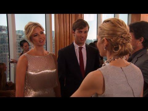 Here's Ivanka Trump and Jared Kushner's 'Gossip Girl' cameo from 2010