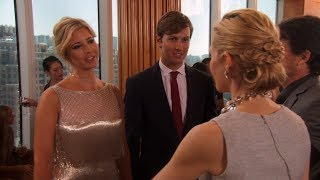 Here's Ivanka Trump and Jared Kushner's 'Gossip Girl' cameo from 2010