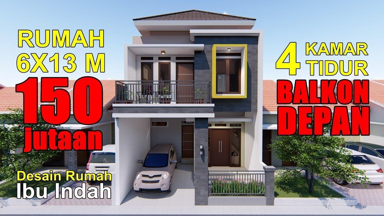 93 Gambar Desain Rumah Type 36 2 Lantai Paling Keren Download Gratis
