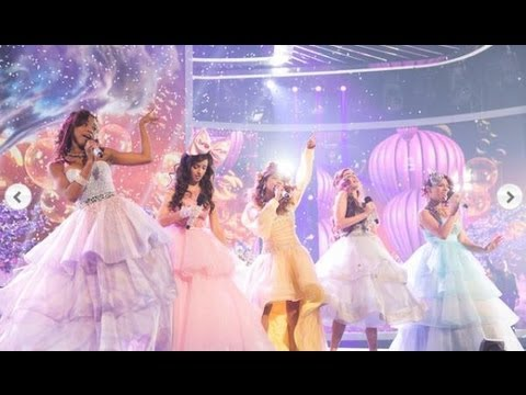 Fifth Harmony - Anything Could Happen - THE X FACTOR USA 2012