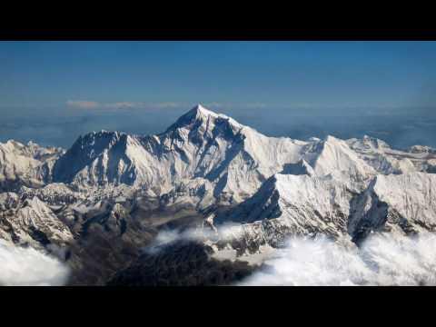 Marine Fossils on Mount Everest