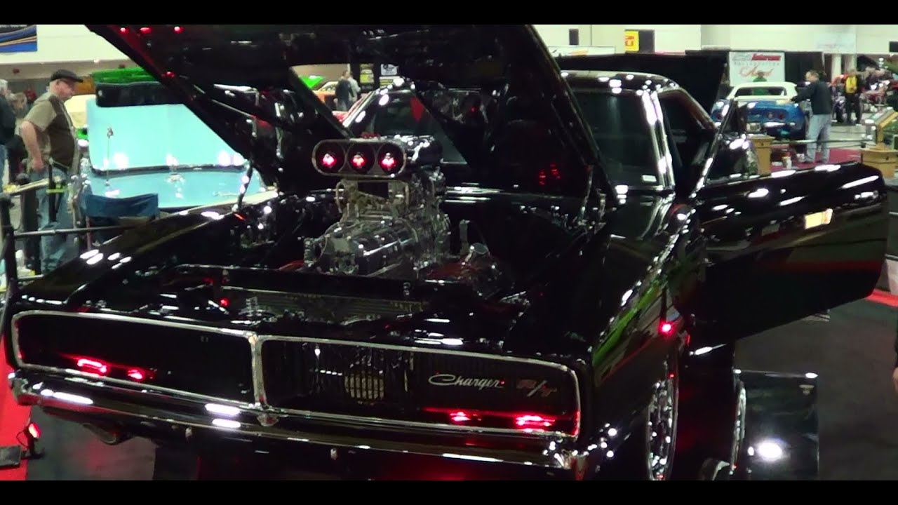 1969 Dodge Charger Rt Quot Roxane Quot Youtube