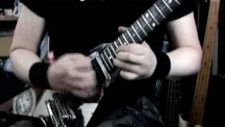 2008MIジャパン大阪校メタルオープン課題曲です。