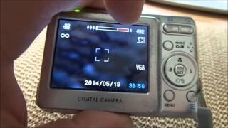 Vivitar ViviCam 5355 Digital Camera Review