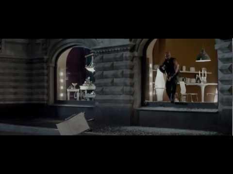 Resident Evil Retribution - Moscow Chase Scene