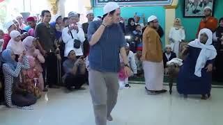 Gambus Nurul Mustofa sambil joget Jafin