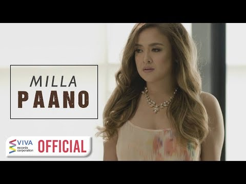 Milla — Paano [Official Music Video]
