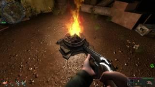 S.T.A.L.K.E.R.: Золотой Обоз 2 - Начало игры