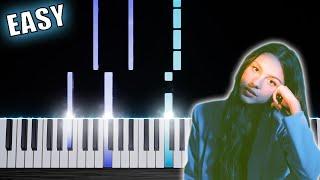 Olivia Rodrigo - drivers license - EASY Piano Tutorial by PlutaX