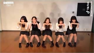 [Tik Tok日本]日本の女子高生の踊り|Dance of high school girls in Japan #1