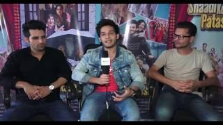 Exclusive Interview with the cast of Shaadi Ke Patasey Arjun Manhas Tariq Imtyaz Sajad Khaki