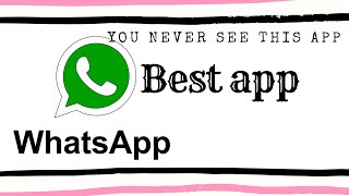 😱Smart Tool WhatsApp tool app the best app for 2018