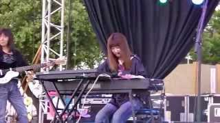 Yuka & Chronoship, song one, Festival Crescendo