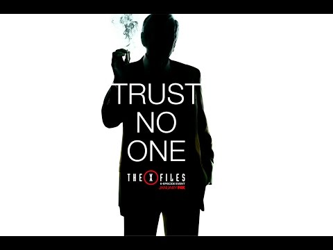 'TRUST NO ONE' | THE X-FILES Mixes by Dj Dado