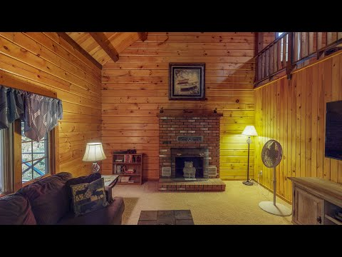 SOLD Lakefront Log Home For Sale   Maine Real Estate