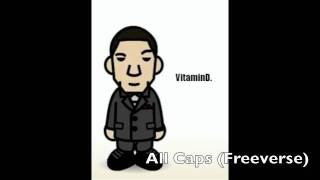 VitaminD - All Caps (Freeverse)