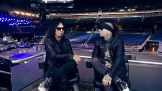 SIXX:A.M. - The Interview Project // Nikki Sixx  (Part 1)
