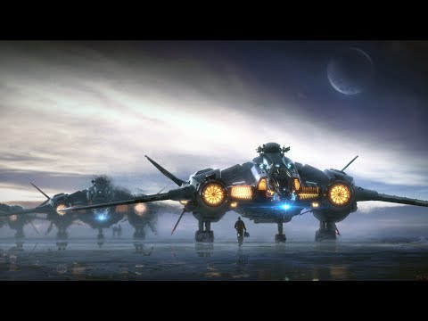 Star Citizen: CitizenCon 2017 Live Presentation Gameplay