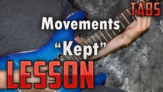 Movements-Kept-Guitar Lesson-Tutorial-How to Play