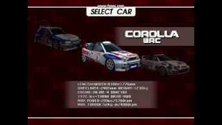 SEGA Rally Championship 2 PC (GamePlay)