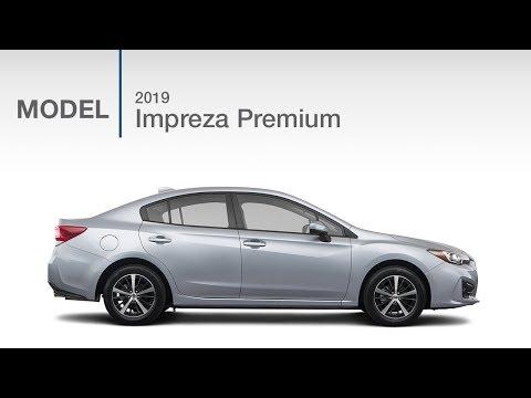 2019 Subaru Impreza Premium | Model Review