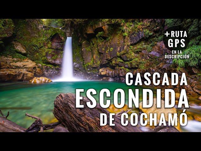 Cascada Escondida de Cochamó en 4K: Trekking en Chile. 5 Kms