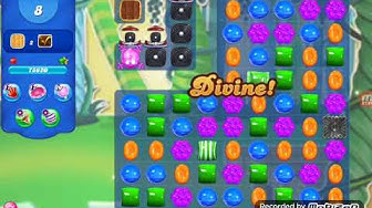 Candy Crush Saga Level 4127 No Boosters