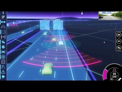 HD Live Map for autonomous cars