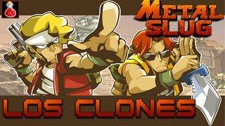 ¿Plagio en los videojuegos? Los clones y copias de... METAL SLUG