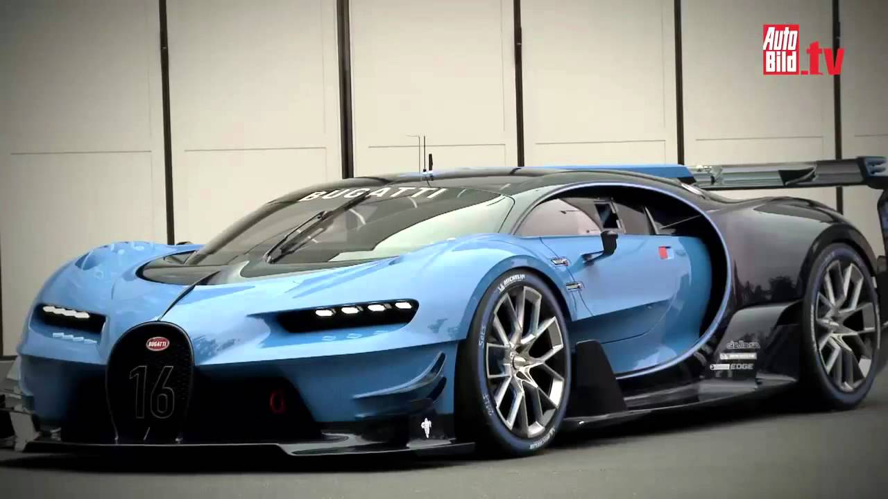 The new Bugatti 2016 car is HERE! - YouTube