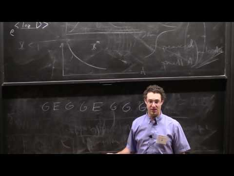 "Prof. Bryan Clark, ""Many-body localization in the language of tensor networks"", Lecture 1(03) of 3"