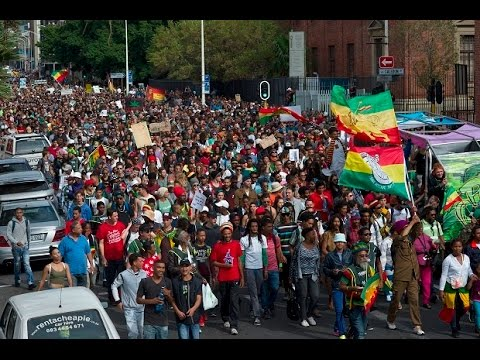 Cape Town Cannabis March 2016 | Dont Party